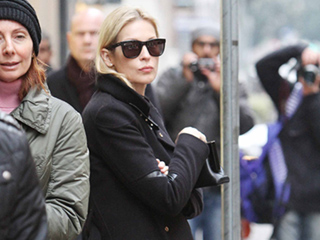 Kelly Rutherford Seen Alone in Italy Following Custody Battle Defeat – as She Spends Holidays in Europe
