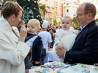 Magical Hot Chocolate and the Royal Twins: Your Ticket Inside Monaco's Palace Christmas Parties