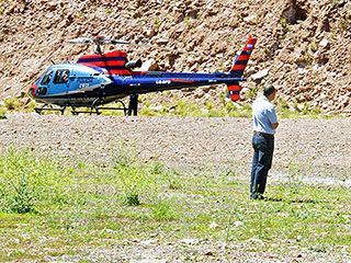 2 Dead After Helicopter Crashes in Argentina Headed to the Set of MTV's The Challenge