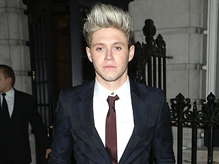 Selena Gomez and Niall Horan Spotted Leaving  X Factor Party After She Denied They Were Dating