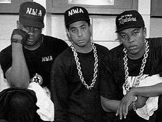 N.W.A. to Be Inducted into the Rock and Roll Hall of Fame