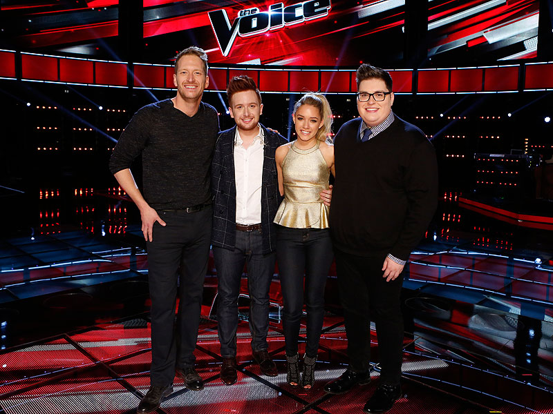 The Voice Finale: Up Close with the Final Four| The Voice, Music News