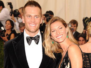 Tom Brady Is in the Christmas Spirit Thanks to the 'Love of His Life' Gisele Bündchen