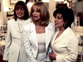 The First Wives Club Stars Goldie Hawn, Diane Keaton and Bette Midler Are Reuniting for Netflix's Divanation