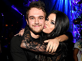 Selena Gomez Reunites with Former Fling Zedd for Jingle Ball Performance, Calls Him Her 'Babes'
