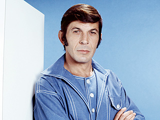 Star Trek's Mr. Spock, Leonard Nimoy, Dies at 83