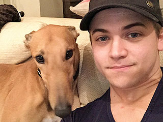 Meet Hunter Hayes's Adorable New Rescue Dog