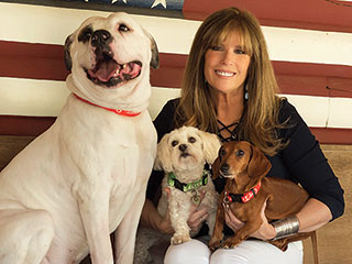 NBC's Jill Rappaport Shares Her Mission to Save Rescue Dogs