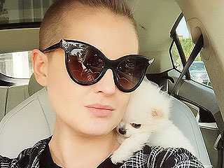 5 Aww-dorable Photos of Kelly Osbourne's New Puppy