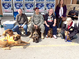 Service Dog Transforms the Life of 65-Year-Old Vietnam Vet