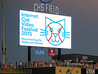 Fourth Annual Internet Cat Video Festival Breaks Attendance Records, Honors Cecil the Lion