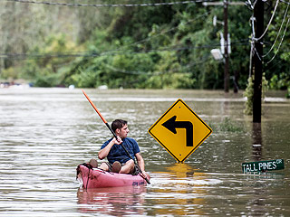 At Least 6 Dead as 'Once-in-a-Millennium'  Flooding Devastates South Carolina