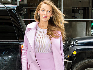 Blake Lively Shares How Her Amazing The Age of Adaline Press Tour Looks Came Together