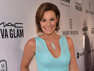 RHONY's Luann de Lesseps: Why I Forgave My Fiancé for Kissing Another Woman