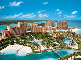 You Could Win a Trip for Two to Atlantis, Paradise Island in the Bahamas!
