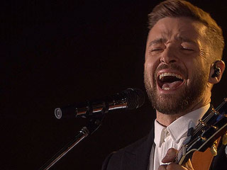 VIDEO: Justin Timberlake Goes Country with Chris Stapleton