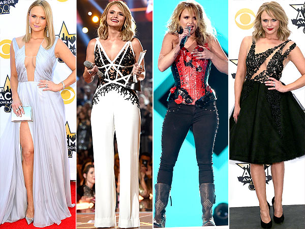 Miranda Lambert ACM Awards 2015