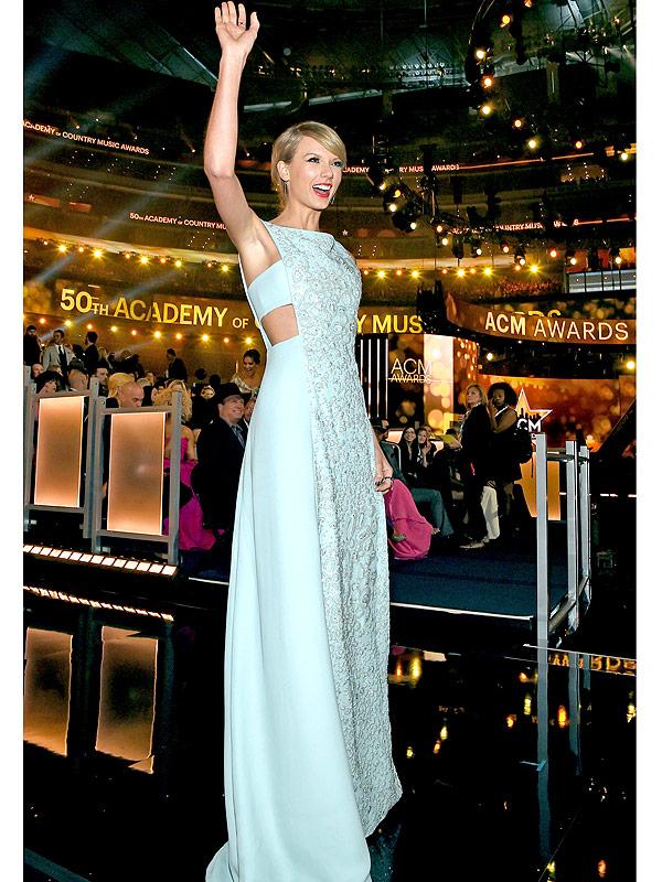 Taylor Swift ACM Awards 2015