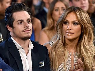 Jennifer Lopez and Casper Smart Spotted Together at Billboard Music Awards