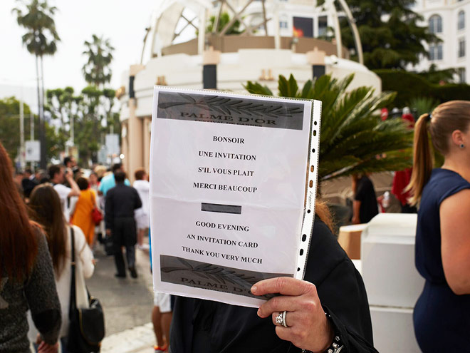 How To Get Tickets The Cannes Film Festival Peoplecom