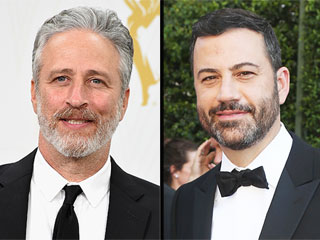 Will! Jon! Jimmy! All the Boys Who Brought Their Beards to the Emmys