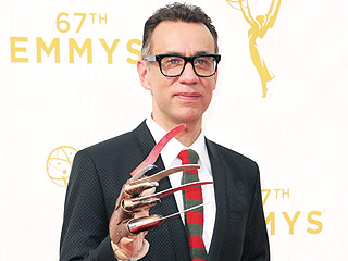 What Was Up with Fred Armisen's Freddy Kruger Hand? And More Emmy Dude Style Mysteries