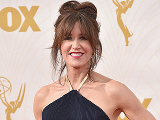 William H. Macy on Wife Felicity Huffman's New Brown Hair: 'I Feel Like I'm Cheating on My Wife'