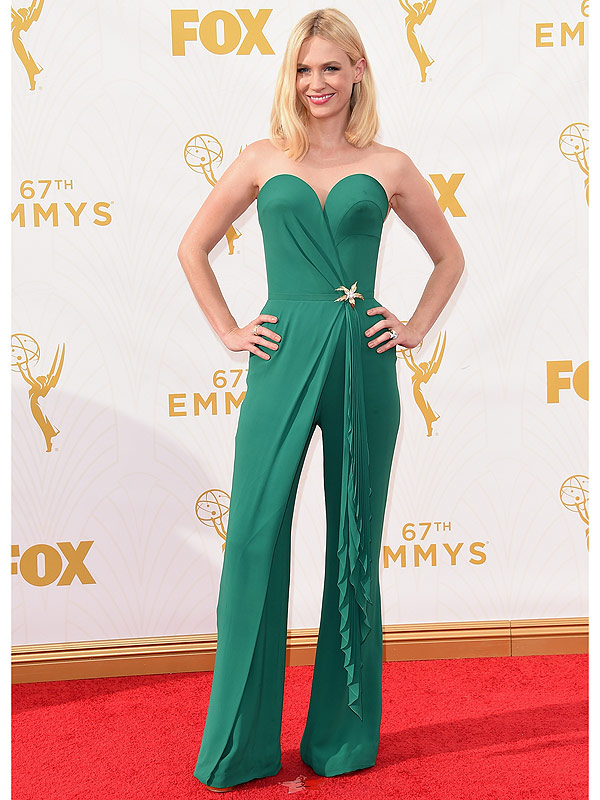 Emmys 2015: January Jones