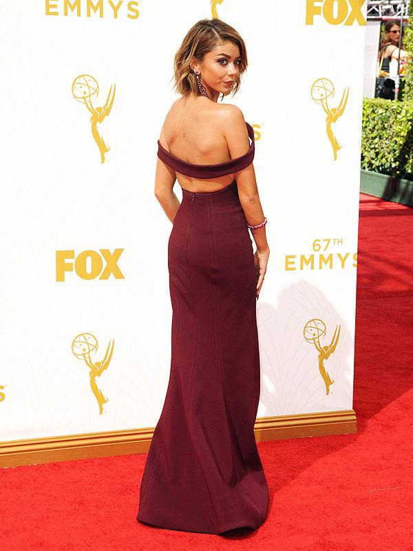 Sarah Hyland Emmys Best Dressed