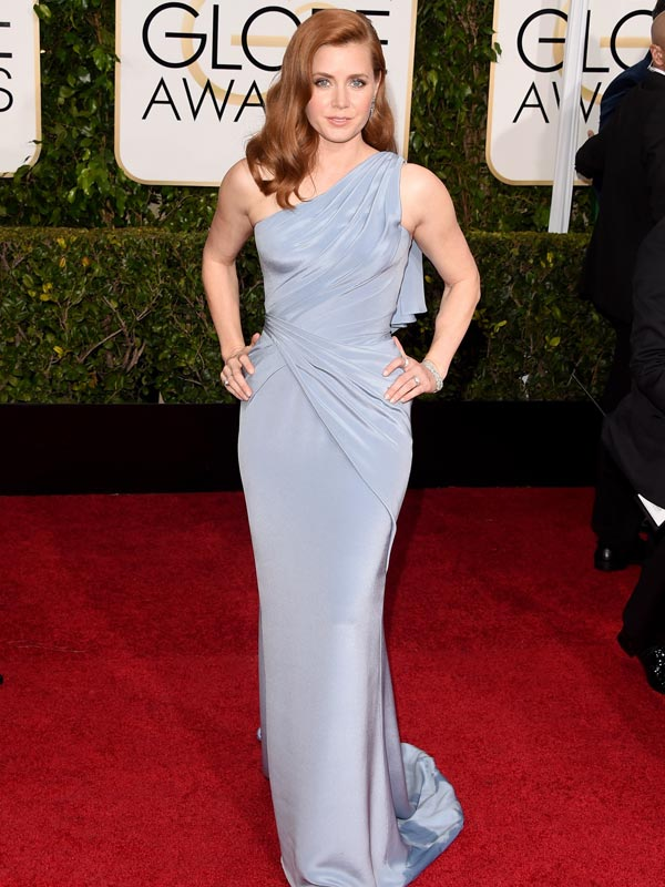 Amy Adams Big Eyes Golden Globes