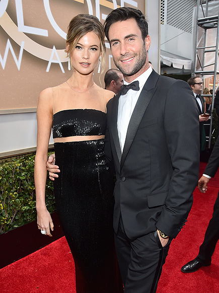 ADAM & BEHATI photo | Adam Levine, Behati Prinsloo