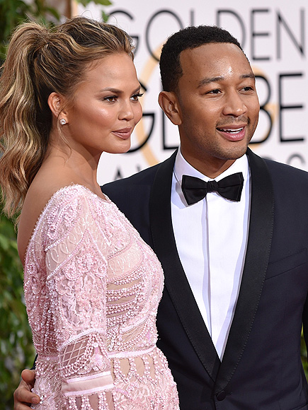 CHRISSY & JOHN photo | Chrissy Teigen, John Legend