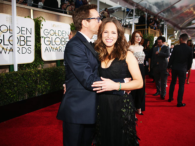 ROBERT & SUSAN photo | Robert Downey Jr.