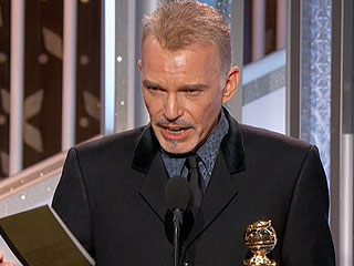 Billy Bob Thornton Wins the Golden Globe for Best Actor in a Mini-Series or TV Movie