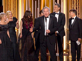 Boyhood Wins the Golden Globe for Best Motion Picture, Drama
