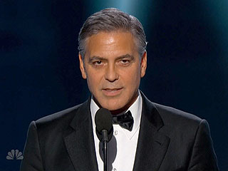 George Clooney Demands End to Genocide and 'Torture Rapes' in Sudan