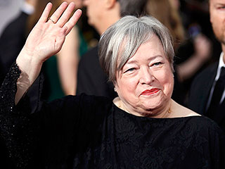 Kathy Bates Wasn't Hurt – Just Super Excited to Meet Fargo's Allison Tolman | Kathy Bates