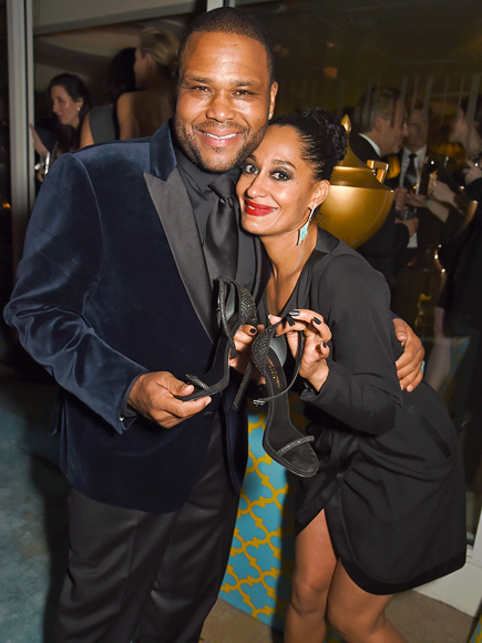 Tracee Ellis Ross and Anthony Anderson to Host the 2015 BET Awards