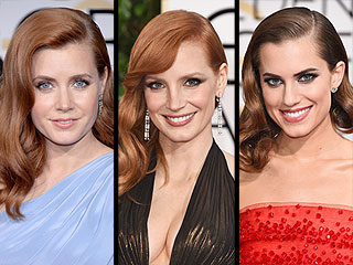 Golden Globes 2015: Hair Trend of the Night? Bombshell Waves