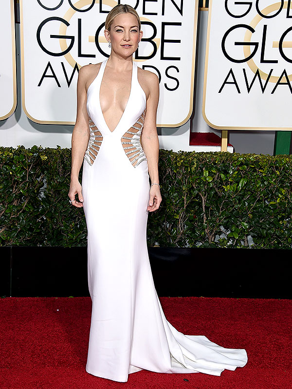 Kate Hudson Golden Globes 2015