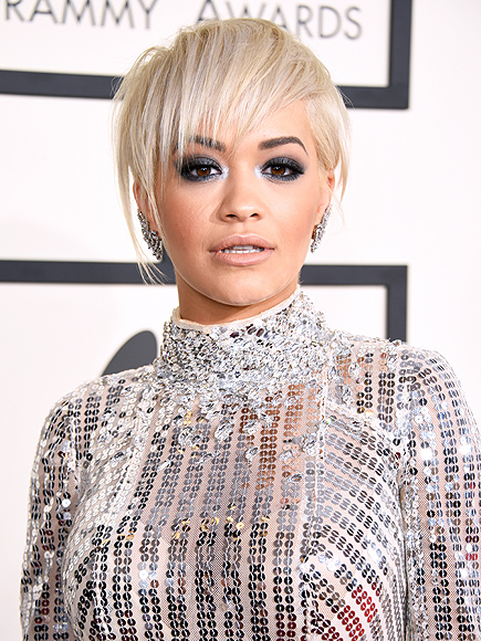 RITA ORA'S CROPPED CUT photo | Rita Ora