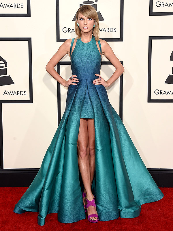 Grammys 2015 Taylor Swift
