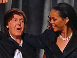 Kanye West, Paul McCartney and Rihanna Perform Together at the Grammys