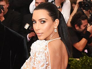 Date Night! Inside Kim and Kanye's Lovey-Dovey 2015 Met Gala