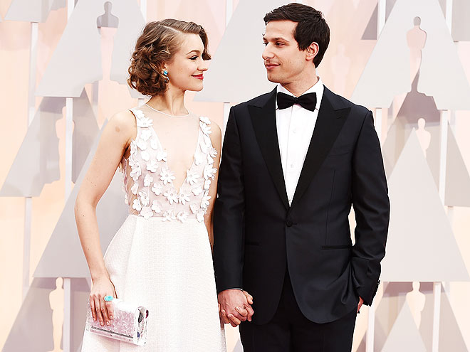 ANDY & JOANNA photo | Andy Samberg, Joanna Newsom