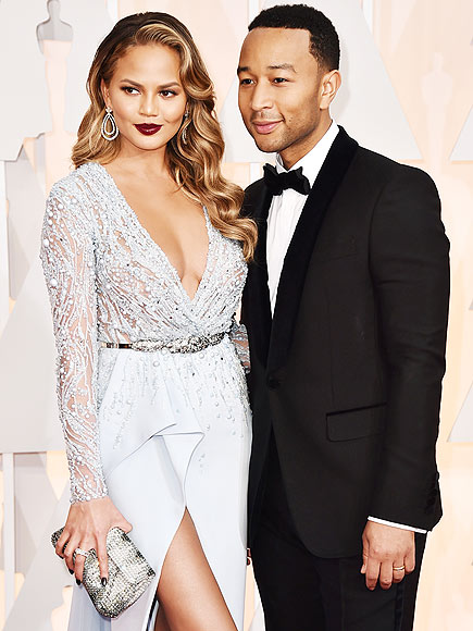 JOHN LEGEND & CHRISSY TEIGEN  photo | Chrissy Teigen, John Legend