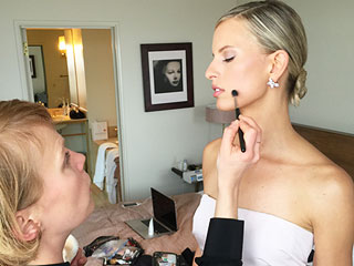 Karolina Kurkova's Oscar-Day Diary: See the Exclusive (and Gorgeous!) Photos!