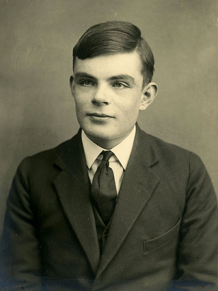 A biography of alan turing one of the great pioneers of the computer world