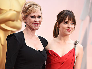 Dakota Johnson Brings Mom Melanie Griffith as Her Oscars Date