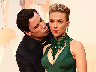 How Does Scarlett Johansson Really Feel About That John Travolta Smooch?